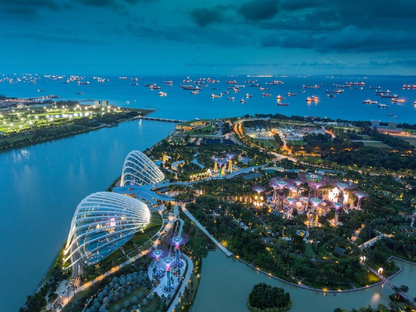 Circuito Singapur : Singapur java y bali indonesia en tus manos viajes
