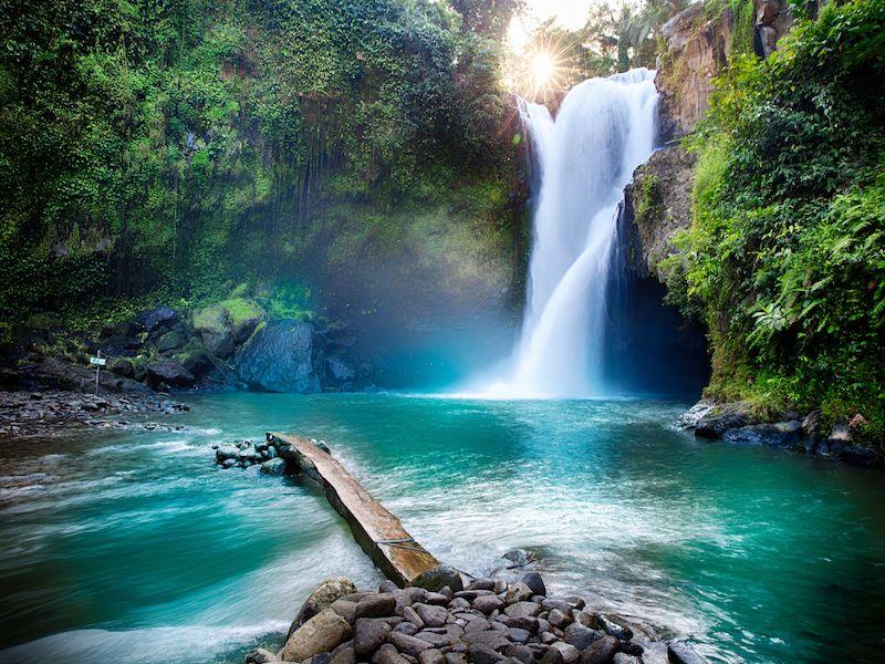 Las Cataratas Munduk
